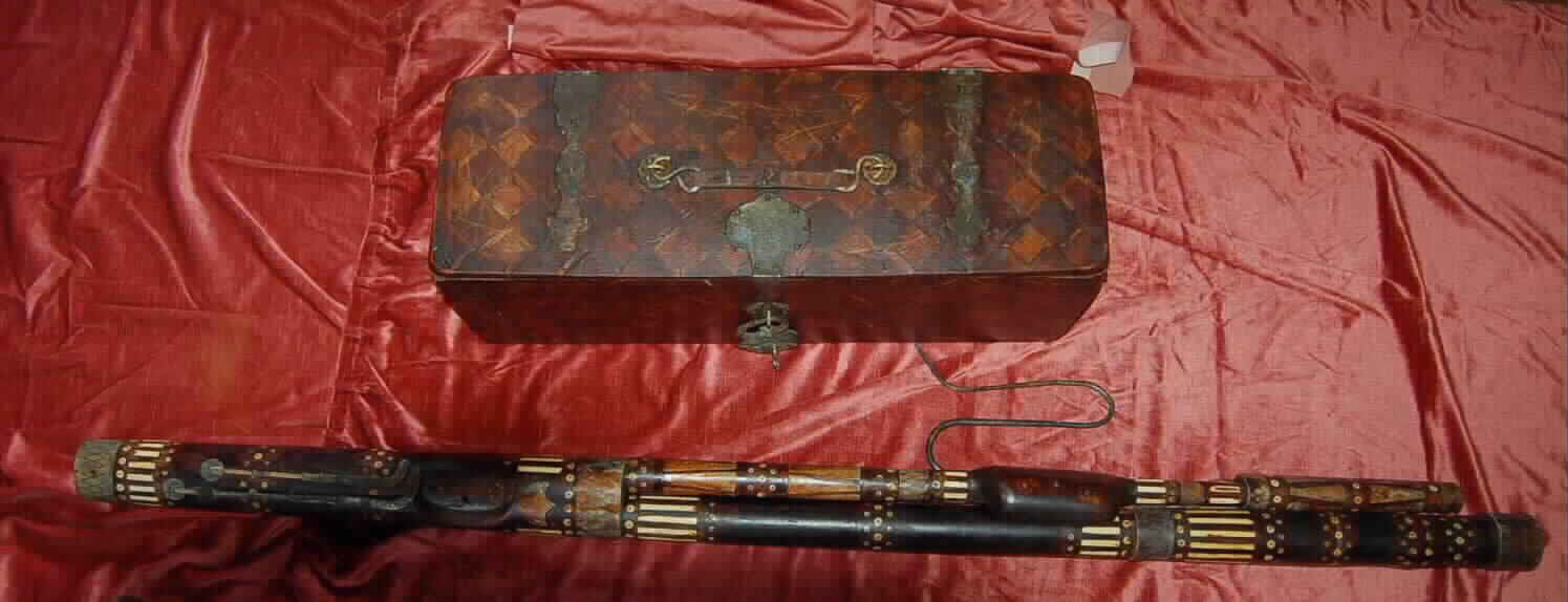 old contrabassoon