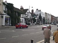 another photo of High St, Dorking